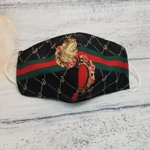 Other - Red/Green  Reusable Face Mask